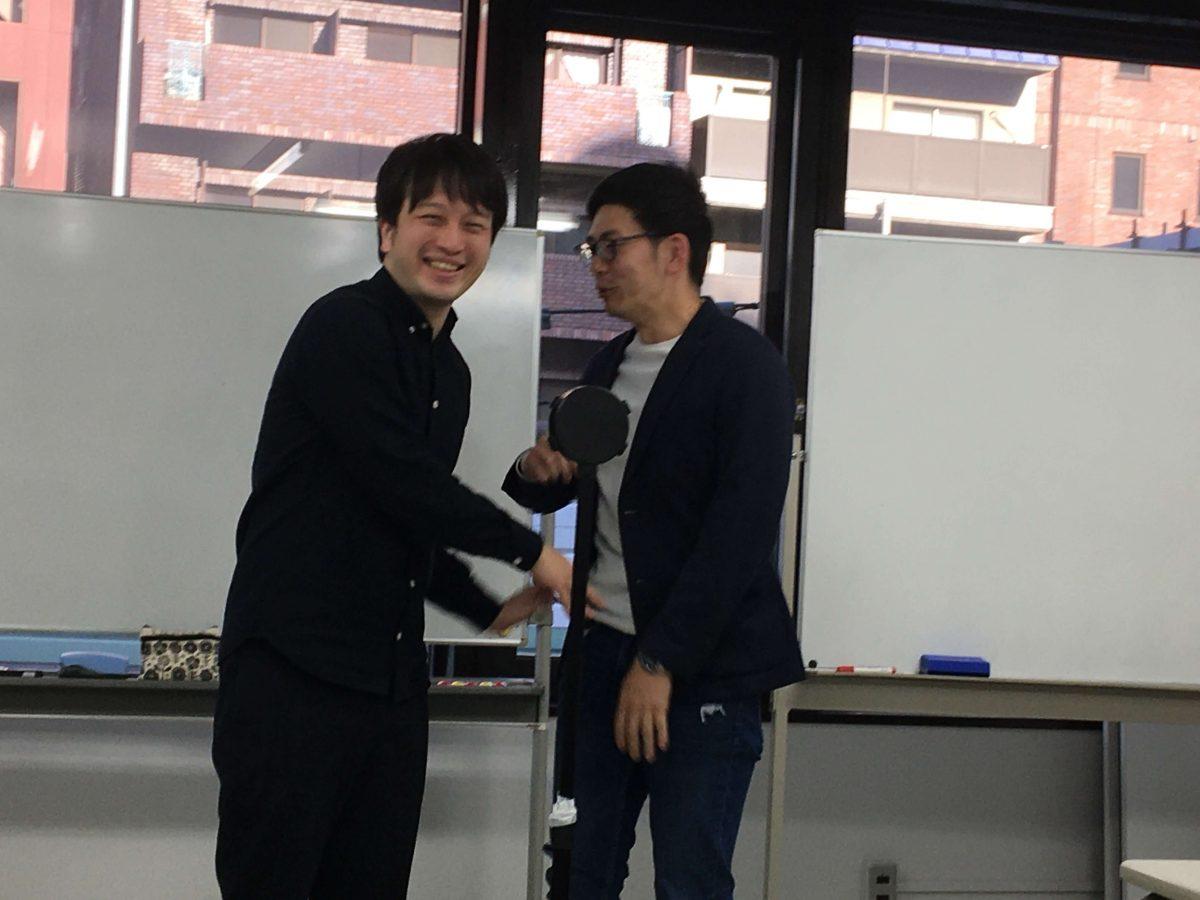 2021年4月10日(土)大阪お笑い塾・授業レポート「ツッコミ強化トレーニング」